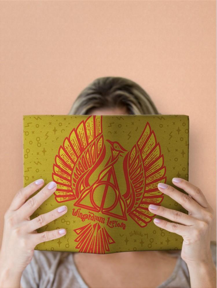Variabilný obal na knihu Harry Potter