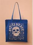 Shakespeare Tote taška modrá